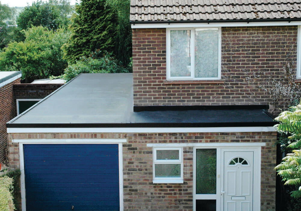 Rubberbond Durable Rubber Flat Roofing Solutions
