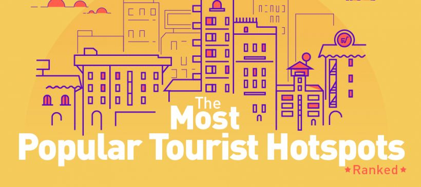 The Most Popular Tourist Hotspots Ranked